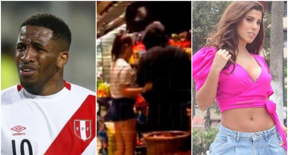 Jefferson Farfán y Yahaira se dejaron ver muy 'cariñosos' en Miami