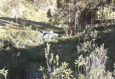 Huancavelica: Accidentes de tránsito dejan a cinco heridos
