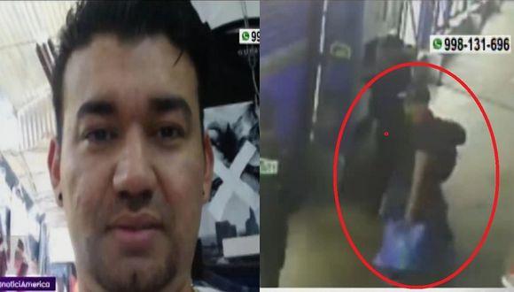 """Venezolano es acusado de robar tienda de la 'Cachina Fashion' y dueño dice: """"Se ganó mi confianza"""" (VIDEO)"""