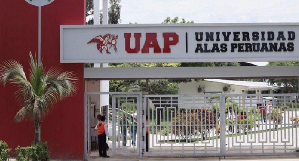 UAP (Foto: Difusión)