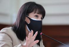 Mirtha Vásquez señala que Devida es una prioridad que el Gobierno busca fortalecer