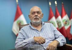 Fiscalía declara improcedente denuncia por sedición contra Jorge Montoya y José Cueto