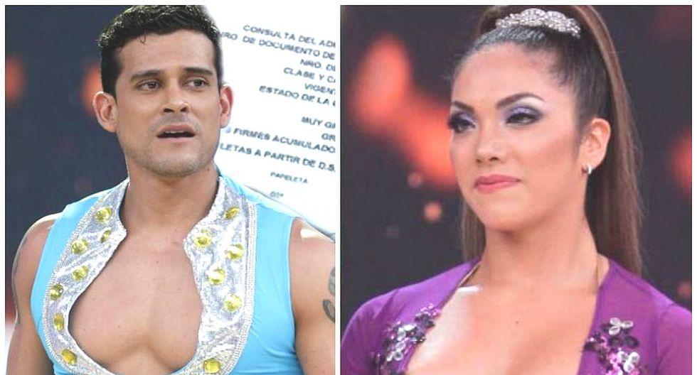 Isabel Acevedo: No estoy lista para convivir con Christian Domínguez (FOTO)