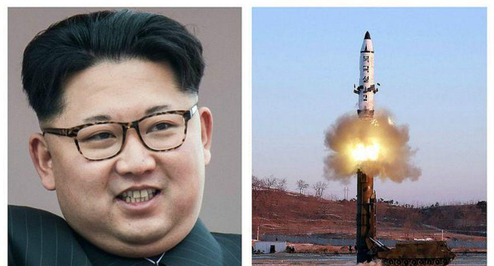 Corea del Norte lanzó cuatro poderosos misiles y tres cayeron en aguas japonesas