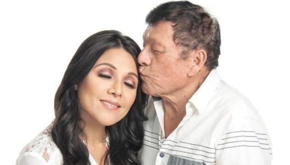 Tula Rodríguez y la emotiva despedida que protagonizó con su papá. (Foto: @tulaperu)