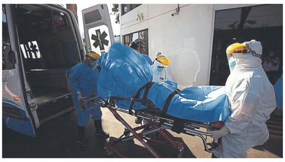 Desde que empezó la pandemia en marzo del 2020 se han registrado 1,021 víctimas mortales, de los cuales 300 se ha reportado este año.