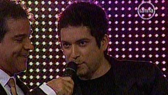 Yo Soy: 'Alejandro Sanz' fue eliminado por Ricardo Morán