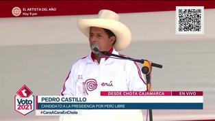Pedro Castillo afirma tener 20 millones de vacunas para agosto tras reunión con embajador de Rusia