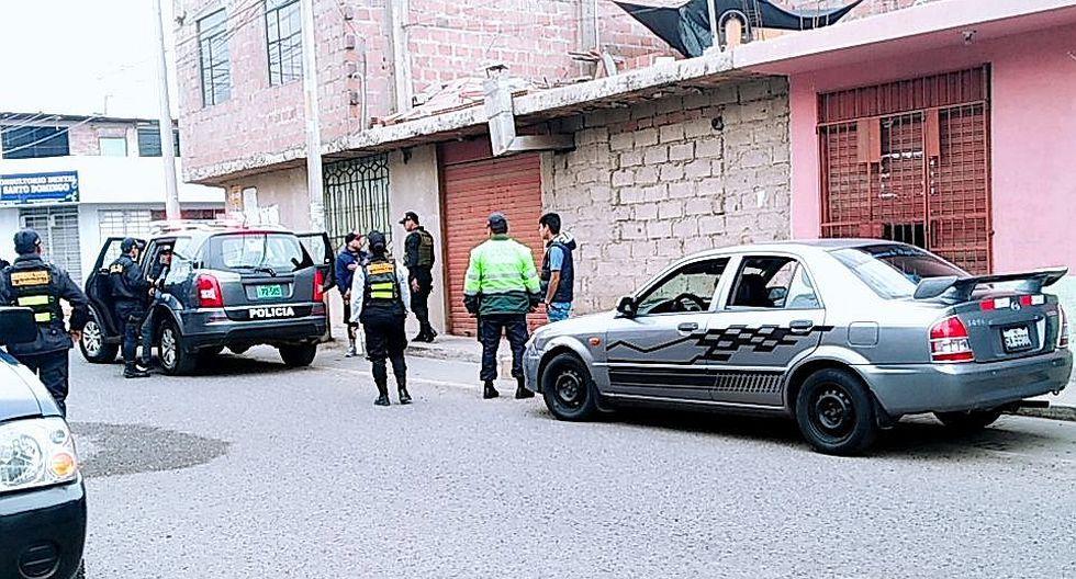 Intervienen auto en actitud sospechosa en Gregorio Albarracín