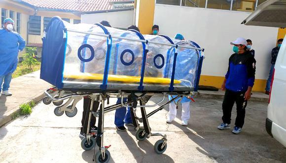 Los casos de COVID-19 en la región Apurímac siguen en ascenso. (Foto: Diresa Apurímac)