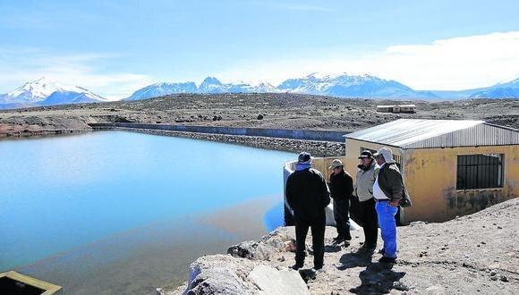 Fenómeno El Niño: aseguran campaña agrícola con 10 millones de m3 de agua