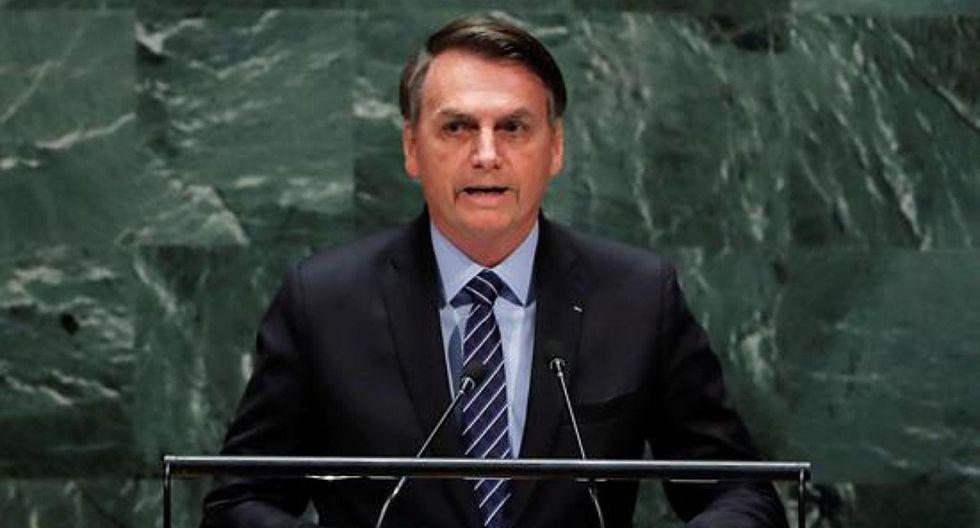 Jair Bolsonaro y sus polémicas declaraciones en la ONU sobre la Amazonía