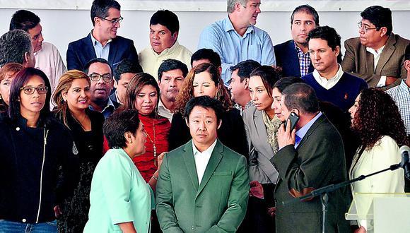 Mesa Directiva de Fuerza Popular excluiría a PPK y Frente Amplio