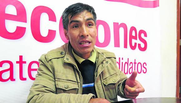 Comuneros temen que diálogo se frustre por premier (Entrevista)
