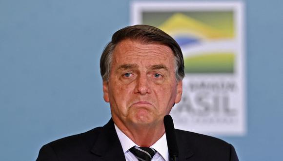 """Según el texto, eso garantizará la """"libertad de expresión en las redes sociales"""" y responde a la """"remoción arbitraria"""" de contenidos y perfiles, como le ha sucedido al propio Bolsonaro, que ya ha tenido publicaciones retiradas de internet por falsedades. (Foto: EVARISTO SA / AFP)"""