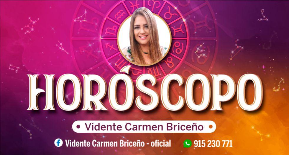Horóscopo HOY domingo 13 de setiembre 2020 predicciones de Carmen Briceño según tu signo zodiacal