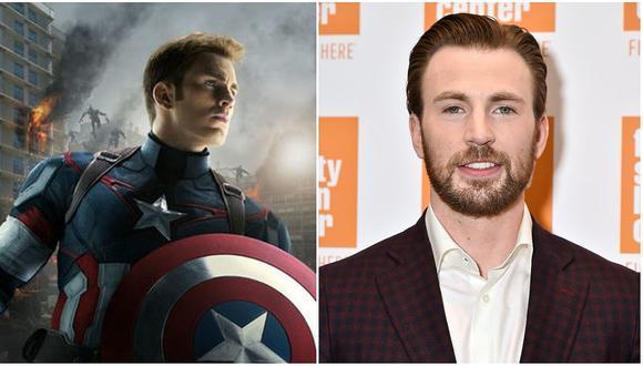 "Chris Evans conmueve al invitar al estreno de ""Avengers"" a niño víctima de bullying"