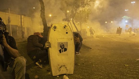 Ministerio Público busca evidencia para las investigaciones. FOTOS: RENZO SALAZAR