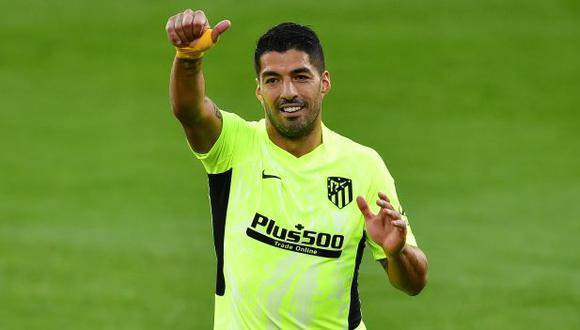 Luis Suárez dejó Barcelona tras siete temporadas y se unió a Atlético de Madrid. (Foto: AFP)