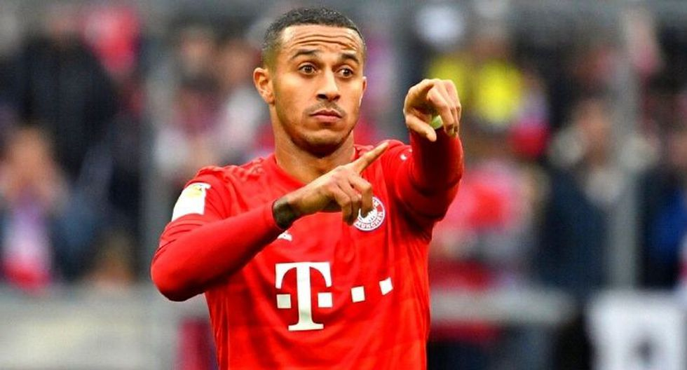 Bayern Múnich: Thiago Alcántara se despide de bávaros tras final de Champions League