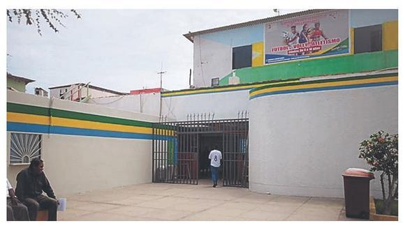 Contraloría advierte cuantioso perjuicio en mano de obra, materiales y equipos en construcción de colegio en Las Delicias que ejecuta la municipalidad de Nuevo Chimbote.