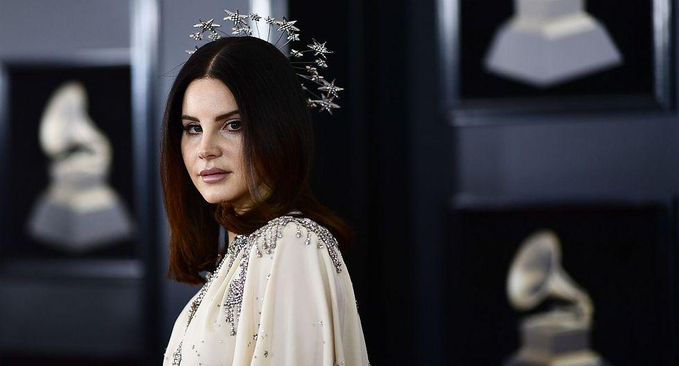 """Lana del Rey cancela su gira en Europa al """"perder completamente la voz"""". (Foto: AFP)"""