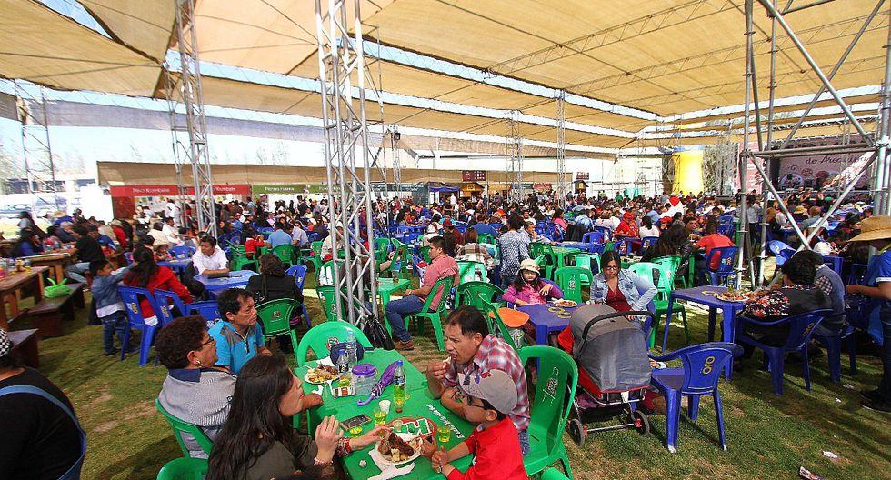 Festival gastronómico reúne a más de 3 mil