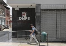 ONPE actualiza protocolos contra la COVID-19 para electores y locales de votación