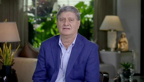 Raúl Diez Canseco no continuará en carrera presidencial.