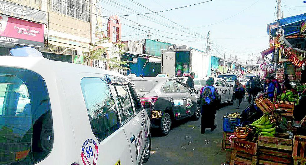 Huancayo: Los peores cuellos de botella están en mercados