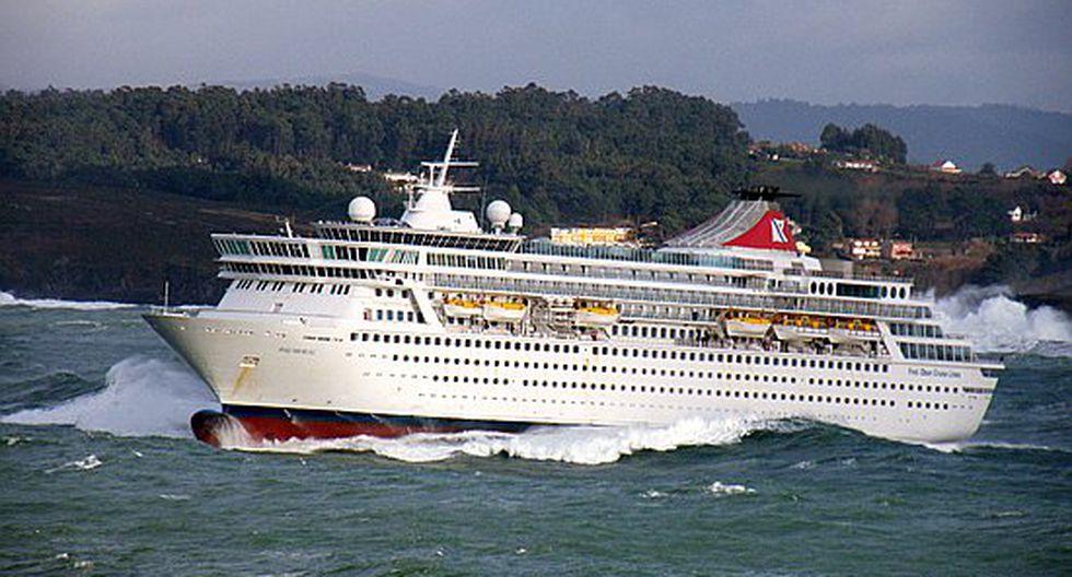Más de 250 pasajeros de crucero inglés cayeron enfermos por gastroenteritis