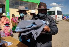 Municipio de Puno realizó acción cívica en Pichacani Laraqueri