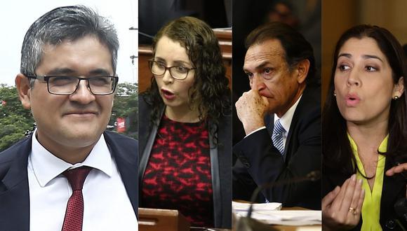 Citan a 10 congresistas de Fuerza Popular por presunta obstrucción durante allanamiento