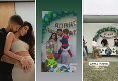 Ivana Yturbe: Así celebró el cumpleaños del hijo mayor de Beto da Silva (VIDEO)