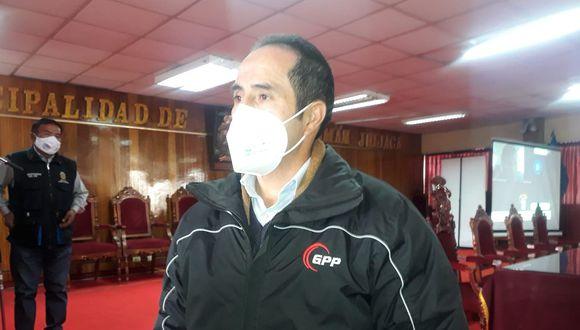 Juliaca: Reinician obras que estaban paralizadas durante el Estado de Emergencia