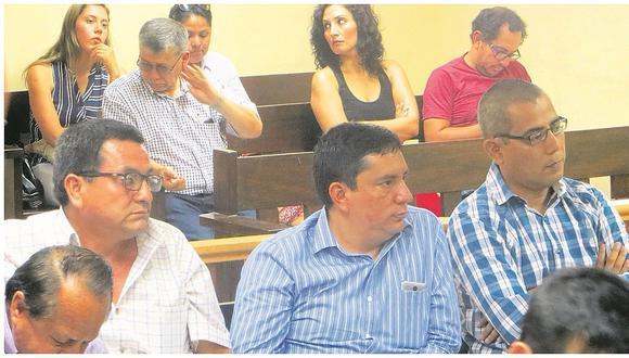 Condenan a Torres y sus exfuncionarios por coima