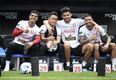 En su segundo día de entrenamiento: la Selección Peruana estuvo en el Estadio Vélez Sarsfield (FOTOS)