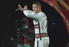 El árbitro asistente que le anuló gol a Cristiano Ronaldo fue sancionado