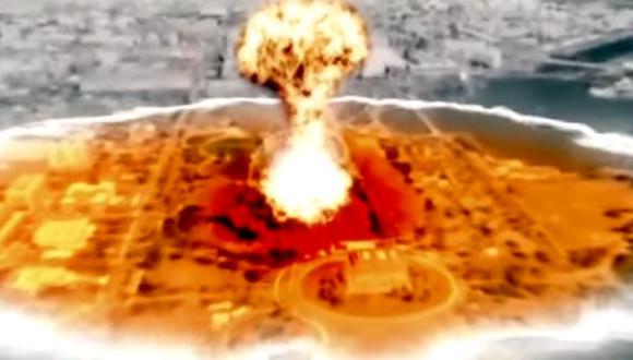 Corea del Norte amenaza en un video a EE.UU. con ataque nuclear
