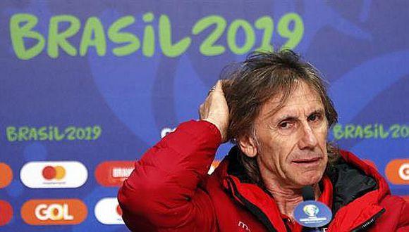 Ricardo Gareca reveló cuál fue su mayor logro con la selección peruana
