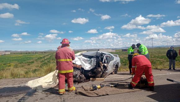 El trágico accidente fue atendido tres horas después, por la Fiscalía.