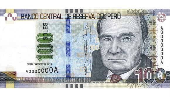 Desde el 1 de enero solo se denominará sol a moneda peruana