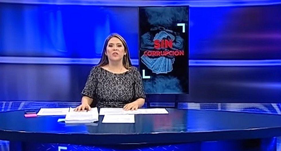 Yeni Vilcatoma denuncia que Daniel Salaverry suspendió su programa de TV