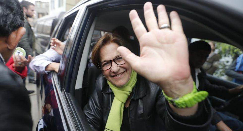 JEE desestima tachas presentada contra Susana Villarán