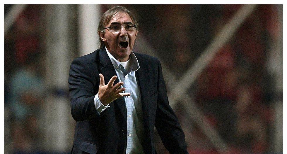 Jorge Pautasso y lo que dijo tras la derrota de Melgar por 6-0 en la Copa Sudamericana