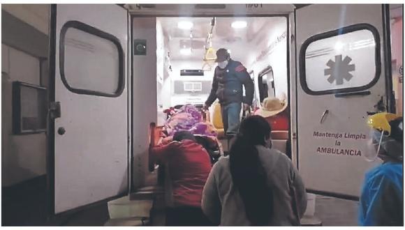 Mujer se encontraba en su domicilio cuando rayo cayó sobre ella y su sobrino, quien también resultó con lesiones, en Sánchez Carrión.
