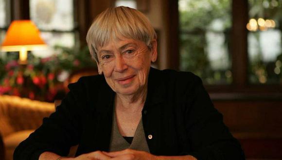 Ursula K. Le Guin, la maestra de la ciencia ficción fallece a los 88 años