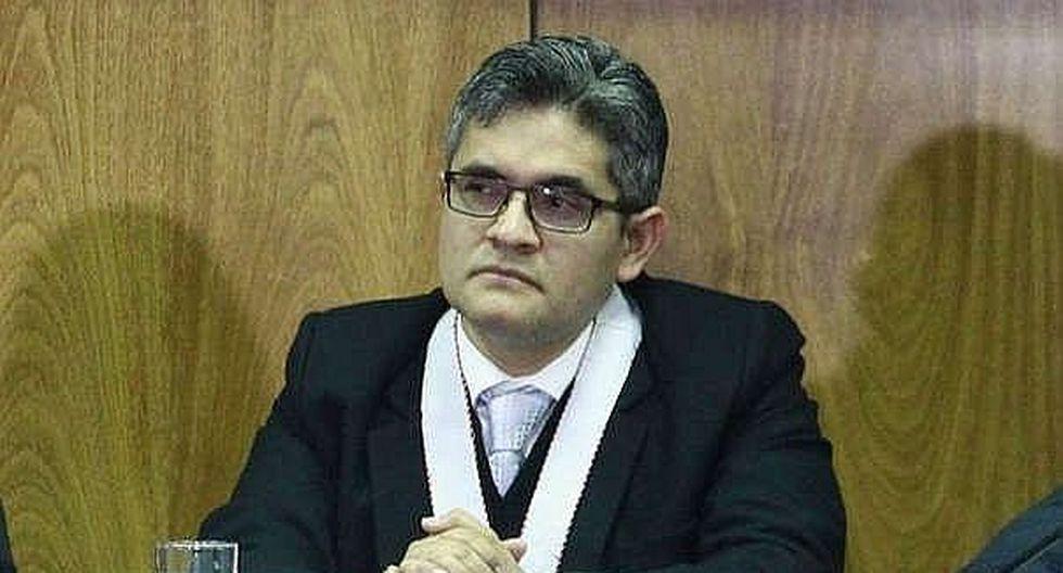 Ministerio Público abre proceso de investigación al fiscal José Domingo Pérez (FOTOS)
