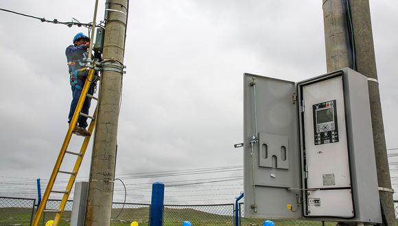 La instalación de las conexiones eléctricas domiciliarias para familias vulnerables se financiará con recursos del FISE. (Foto: GEC)