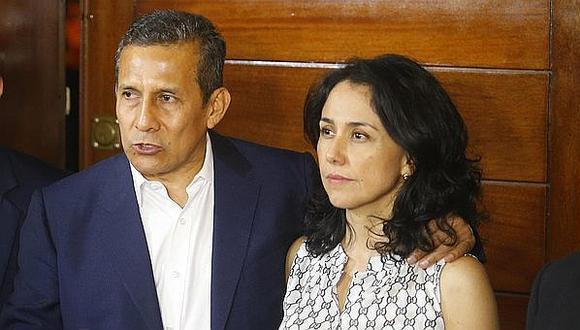 """Humala sobre impedimento de salida para Nadine: """"No tenemos relación con ningún codinome"""""""